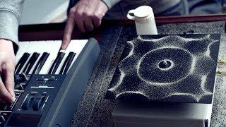 Cymatics: Chladni Plate