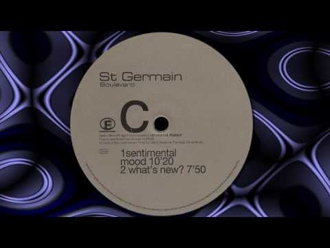 ST GERMAIN - What's New?