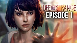 LIFE IS STRANGE EPISODE 1 Gameplay Walkthrough PART 1 & ENDING (Full Episode)