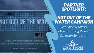 Partner Spotlight: Not Out Of The Water Campaign