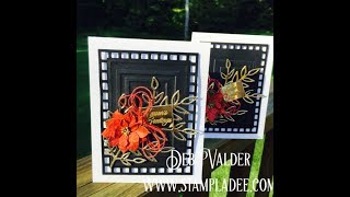 My First Holiday Card for the Season with Deb Valder