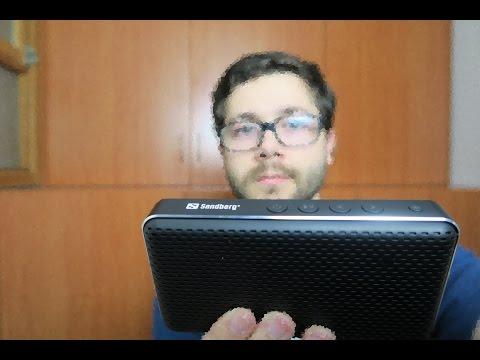 Sandberg Buddy - Coluna Bluetooth 6 em 1
