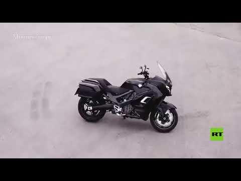 العرب اليوم - شاهد: روسيا تعرض دراجة