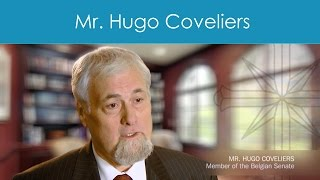 Mr Hugo Coveliers Member of the Belgian Senate on Scientology and Freedom of Religion