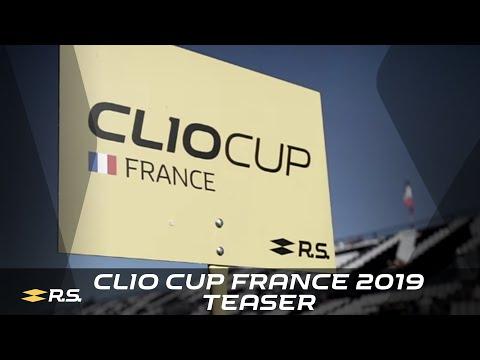 2019 Clio Cup France - Teaser
