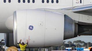 40+ VERY CLOSE UP Engine Spool Ups | Melbourne Airport Plane Spotting