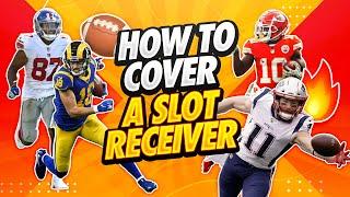 Football 🏈 How To Cover A slot Receiver