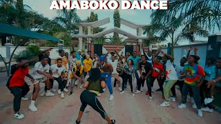 Amaboko Dance Video