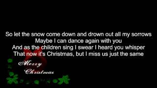 Ronan Keating - It's Only Christmas - Lyrics