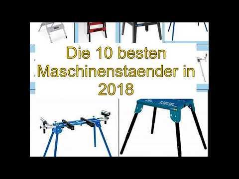 Die 10 besten Maschinenstaender in 2018