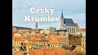 Český Krumlov, Prague