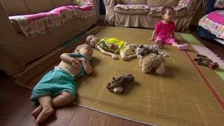 Chinese 'baby hatches' inundated with abandoned and disabled children