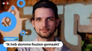 Kaj van der Ree zegt sorry voor vragen om naaktfoto's