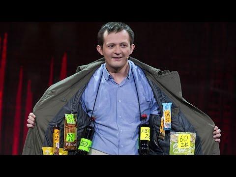 Kabaret Rewers - Diler niezdrowej żywności