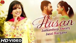 Husn  Jashandeep Sweety