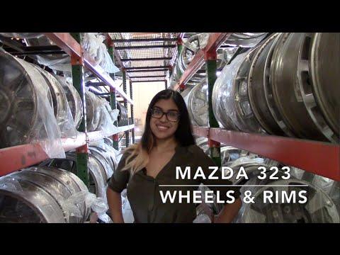 Factory Original Mazda 323 Wheels & Mazda 323 Rims – OriginalWheels.com