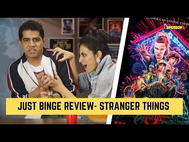 Just Binge Review: Check out is 'Stranger Things – Season 3' Binge or Cringe Worthy? | SpotboyE