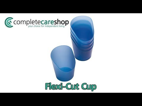 Flexi-Cut Cup Demo
