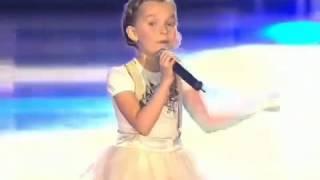 """Алиса Кожикина - """"Песня Пончика и Сиропчика"""" (Детская новая волна 2012)"""