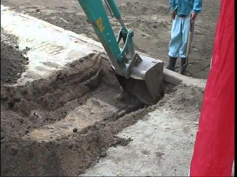 出水南小学校 創立30周年記念 タイムカプセル掘り起こし(1/1
