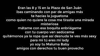 Reik Ft. Maluma - Amigos Con Derecho