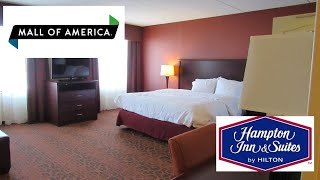 VLOG #202: Shopping The Mall Of America & Staying Overnight In Bloomington, MN!