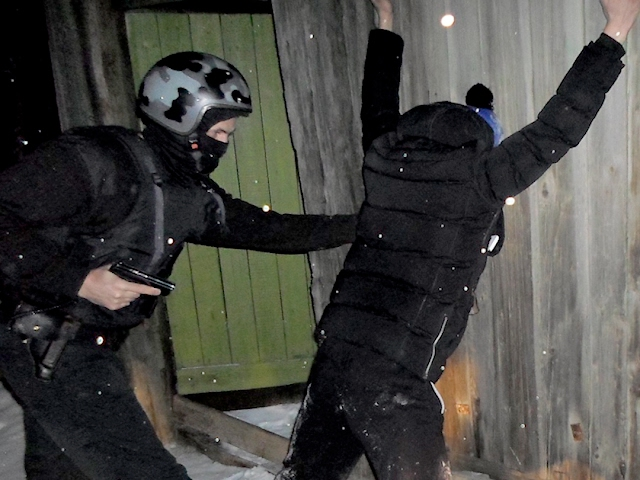 В Ангарске задержана ОПГ