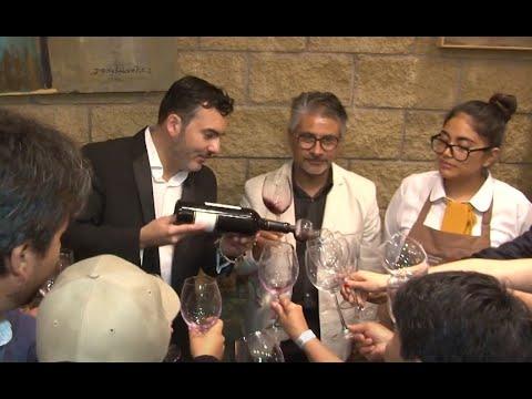 Gala de vinos 2019 en Hotel NH