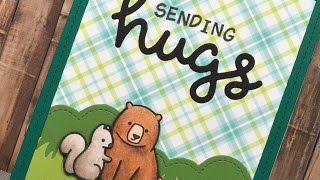 How to make a sympathy card