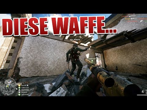 Das ist ein neuer Trick... Battlefield 1