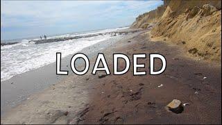 Beach Metal Detecting 2020 In New York City