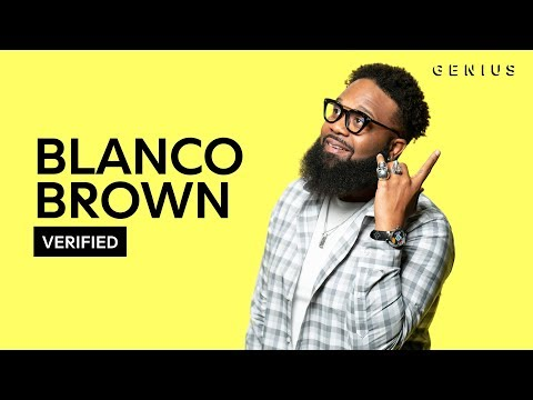 """Blanco Brown """"The Git Up"""" Official Lyrics & Meaning 