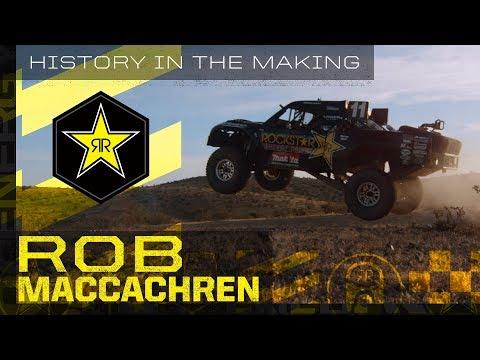 Rob MacCachren | History In The Making