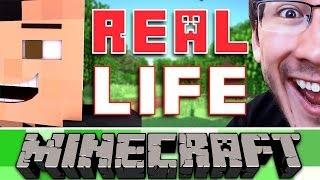 Real Life Minecraft