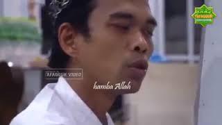 Ustad Abdul Somad UAS Menyanyikan Lagu Deen Assalam