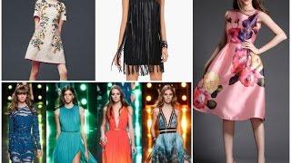 25 Trendy  Summer Dresses - Summer Lookbook 2016