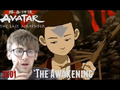 Avatar the Last Airbender Season 3 Episode 1 - 'The Awakening' Reaction