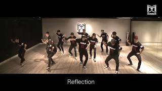 【MIRROR出道一年作品《Reflection》MV (Dance rehearsal ver.)首發!】