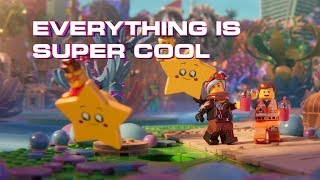The LEGO Movie 2 - Super Cool - Beck feat. Robyn   - YouTube