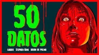 50 DATOS DE CARRIE - Curiosidades STEPHEN KING