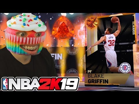 I unlocked the GINGER OPAL! NBA 2K19