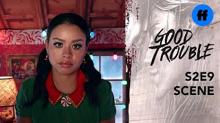 Good Trouble Holiday Special | Christmas Wishes | Extrait