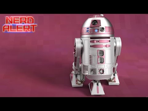 How The Sweet Pink R2 Tribute Unit Became Star Wars Canon