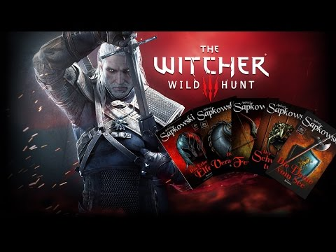The Witcher - Storyzusammenfassung der Hexer-Romane