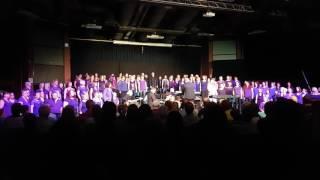 Sheffield Chorus: One Night in Bangkok - Octagon, Sheffield, June 2017