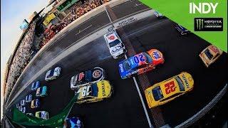Monster Energy NASCAR Cup Series- Full Race -Brickyard 400 - dooclip.me