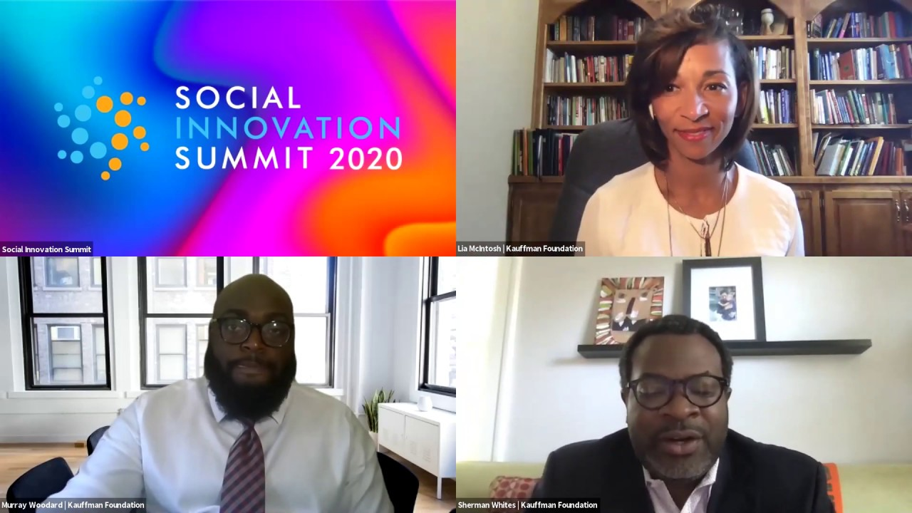 Social Innovation Summit 2020 | Beyond Backpacks & Hotspots: Partnering for Long Term Impact
