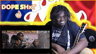 Q.E Favelas Feat.  Koba LaD   Guerilla REACTION VIDEO!! || @qe_favelas @Koba_lad (FRENCH DRILLTRAP)