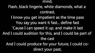 Drake - I'm Ready For Ya(Lyrics)