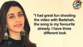 Warina Hussain Shake A Leg With Rapper Badshah She Move It Like